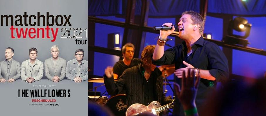 Matchbox Twenty at Darien Lake Performing Arts Center