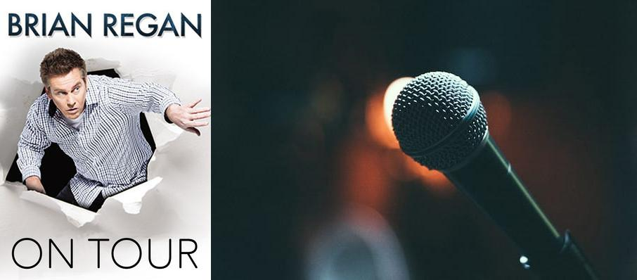 Brian Regan at University At Buffalo Center For The Arts