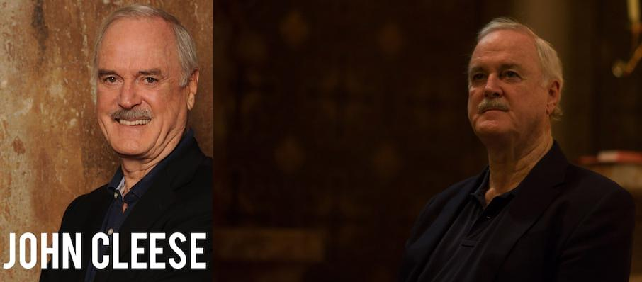 John Cleese at Kleinhans Music Hall