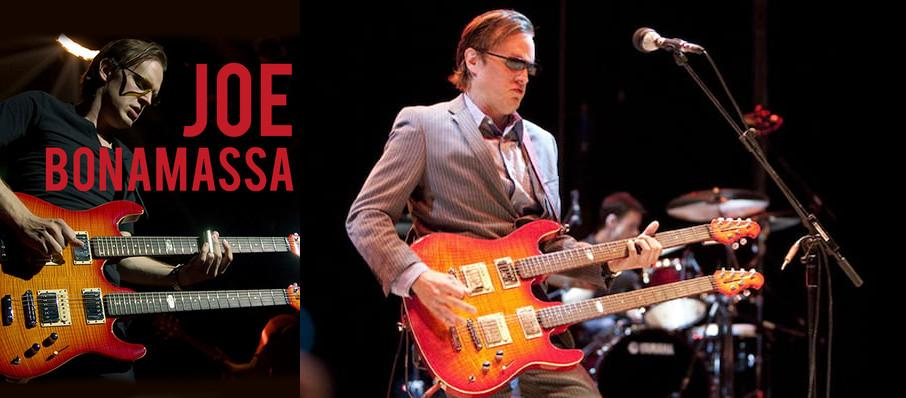 Joe Bonamassa at Shea's Buffalo Theatre