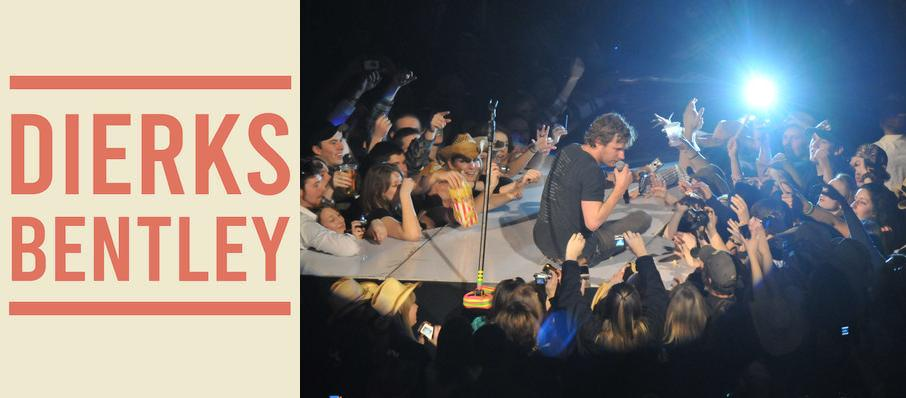 Dierks Bentley at Darien Lake Performing Arts Center
