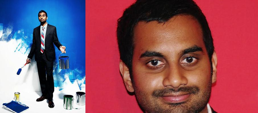 Aziz Ansari at University At Buffalo Center For The Arts