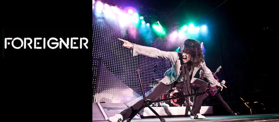 Foreigner at Artpark Amphitheatre