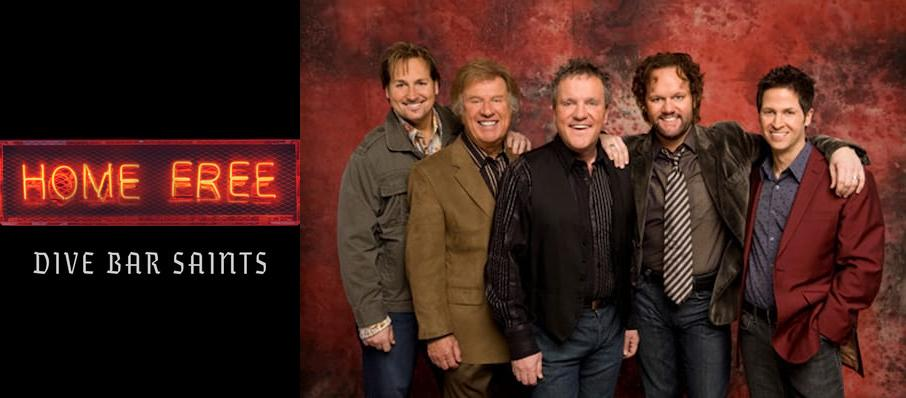 Home Free Vocal Band at University At Buffalo Center For The Arts