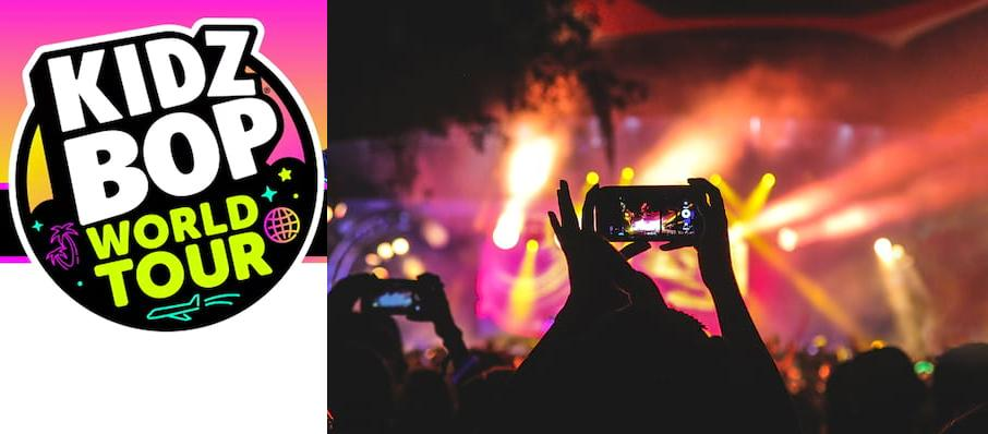 Kidz Bop Kids at Darien Lake Performing Arts Center