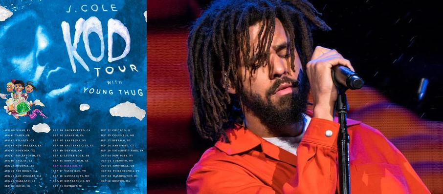 J. Cole at First Niagara Center
