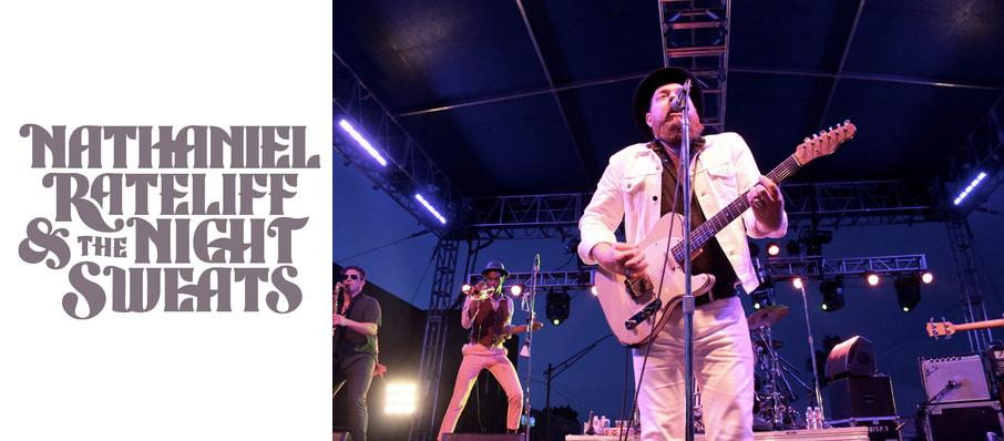 Nathaniel Rateliff and The Night Sweats at Artpark Amphitheatre