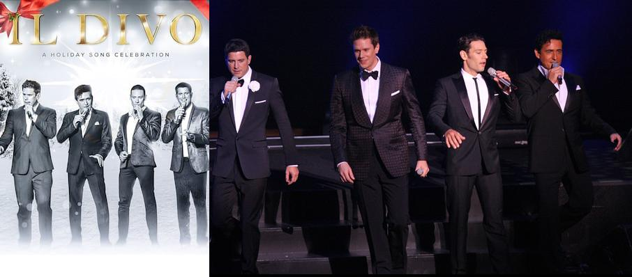 Il Divo at Shea's Buffalo Theatre