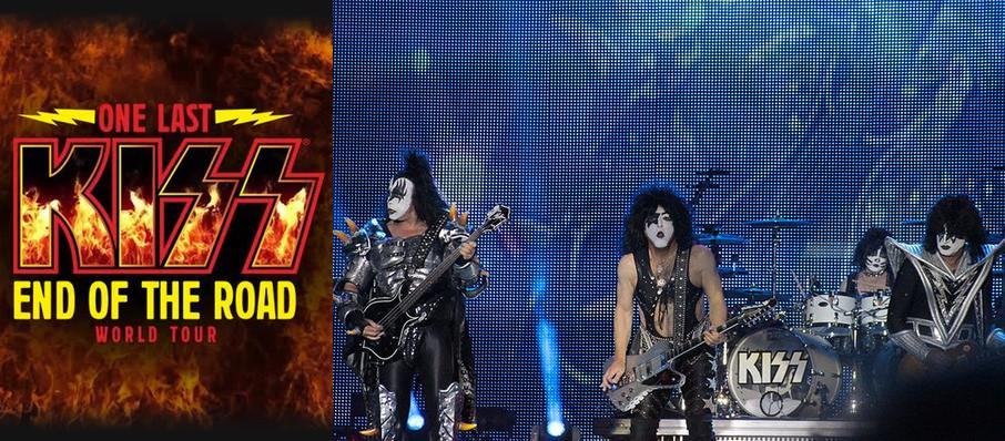 KISS at Darien Lake Performing Arts Center