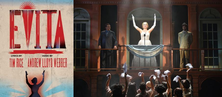 Evita at 710 Main Theatre