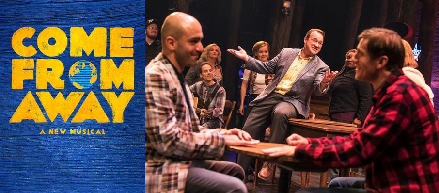 Come From Away at Shea's Buffalo Theatre