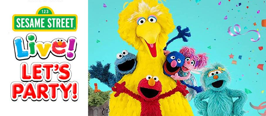 Sesame Street Live - Let's Party at University At Buffalo Center For The Arts