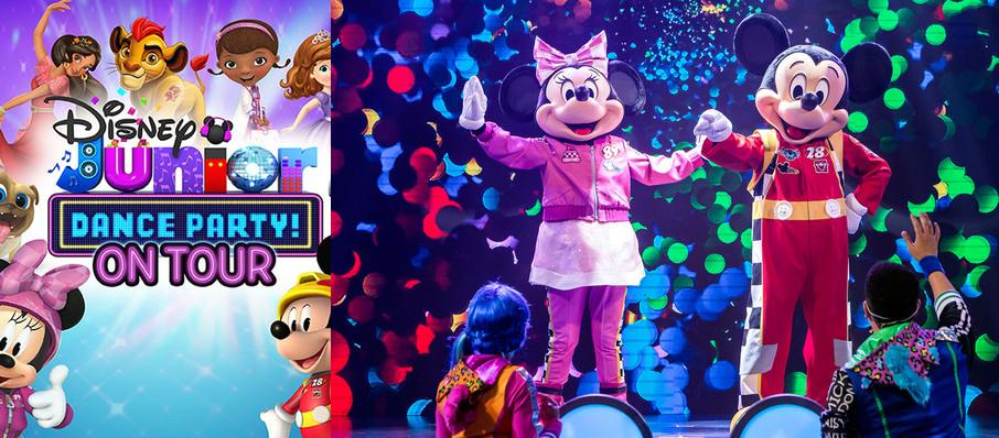 Disney Junior Live: Dance Party at University At Buffalo Center For The Arts