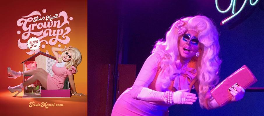 Trixie Mattel at 710 Main Theatre