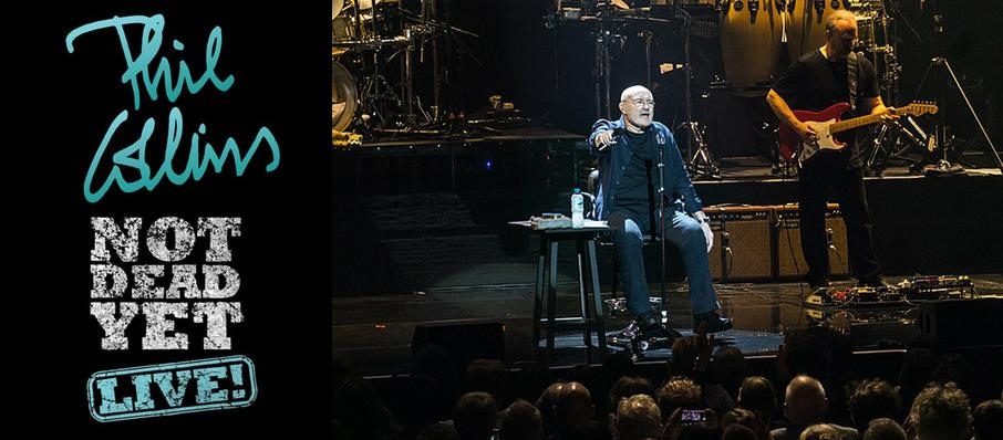 Phil Collins at KeyBank Center