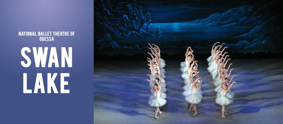 National Ballet Theatre of Odessa - Swan Lake at Shea's Buffalo Theatre