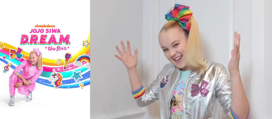 Jojo Siwa at Artpark Mainstage