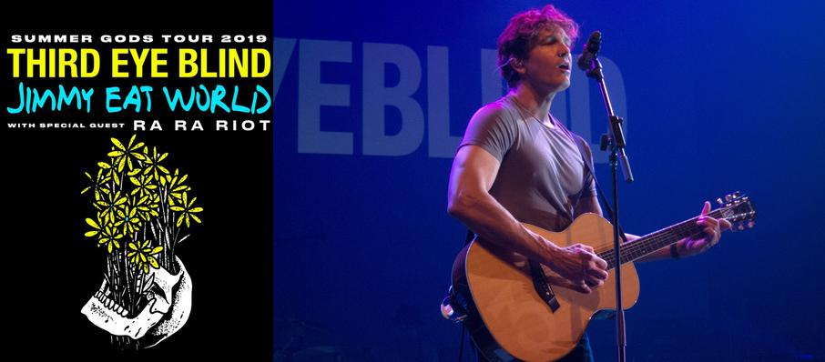 Third Eye Blind and Jimmy Eat World at Artpark Mainstage