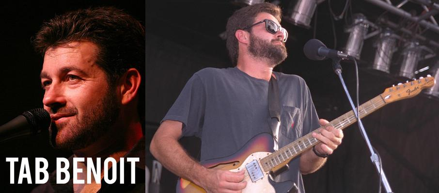 Tab Benoit at Tralf