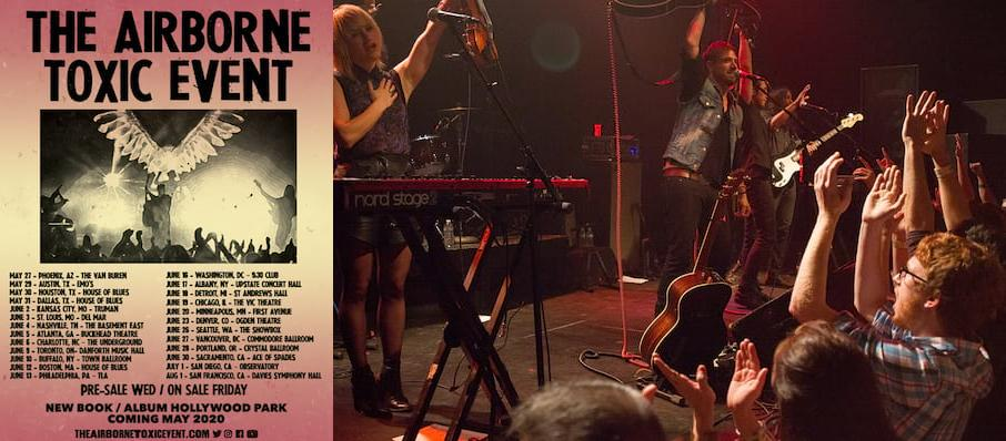 Airborne Toxic Event at Town Ballroom