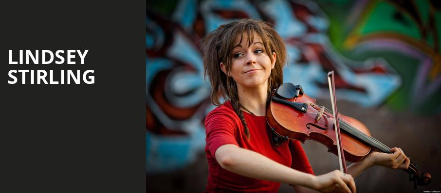 Lindsey Stirling, Artpark Mainstage, Buffalo