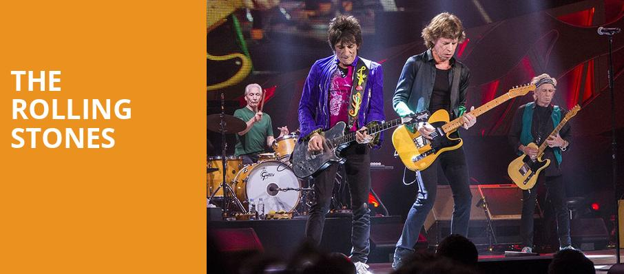The Rolling Stones, New Era Field, Buffalo