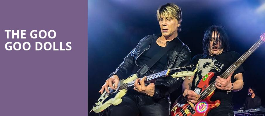 The Goo Goo Dolls, Sheas Buffalo Theatre, Buffalo