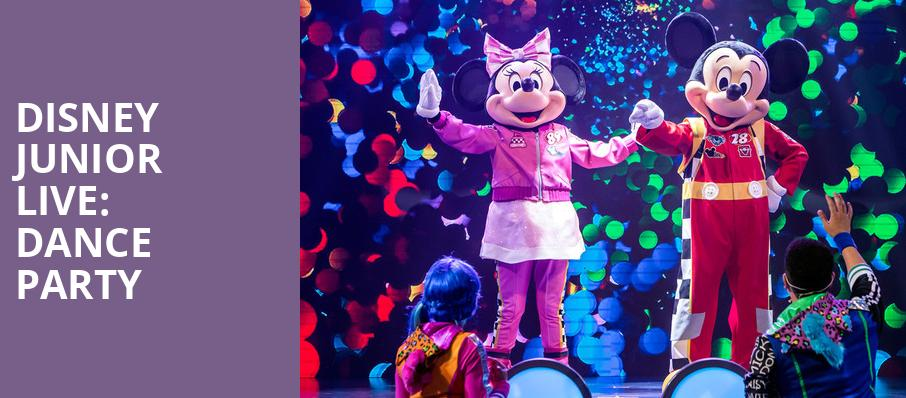 Disney Junior Live Dance Party, University At Buffalo Center For The Arts, Buffalo