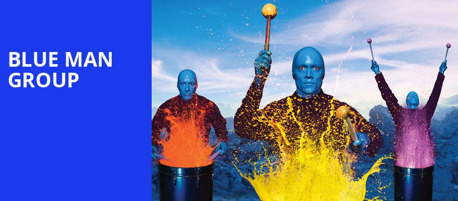 Blue Man Group, Sheas Buffalo Theatre, Buffalo