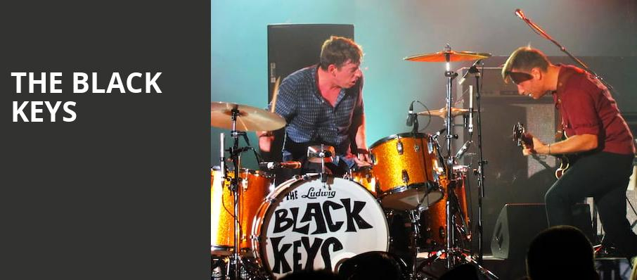 The Black Keys, Darien Lake Performing Arts Center, Buffalo