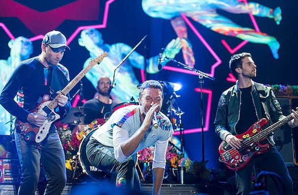 Coldplay, First Niagara Center, Buffalo