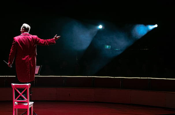 Cirque Musica dates for your diary